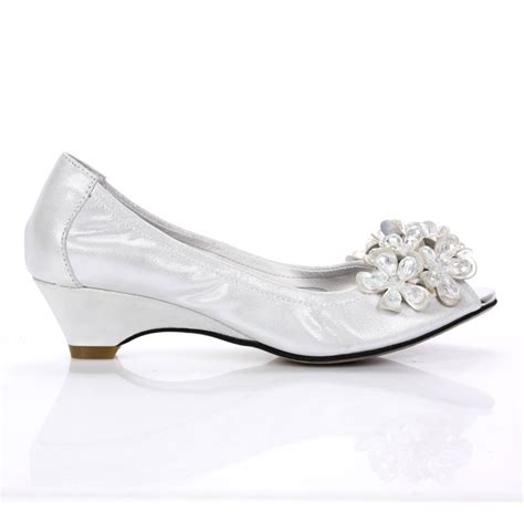 comfortable silver shoes low heel rhinstone platform open toes silver comfortable