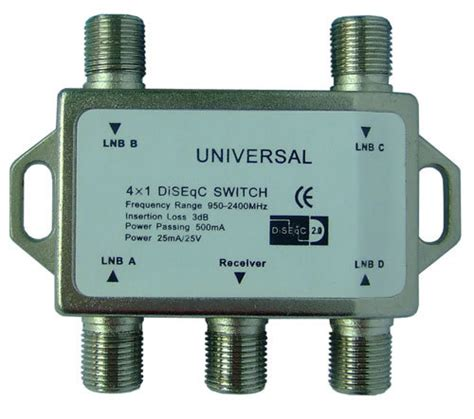 Switch Diseqc china 4x1 diseqc switch china 4x1 diseqc switch diseqc switch