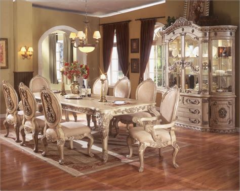 White Dining Room Furniture Sets White Formal Dining Room Sets Www Pixshark Images Galleries With A Bite