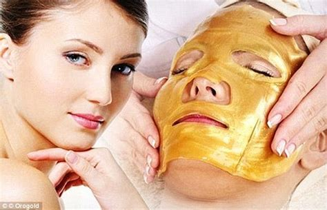 10 Least Expensive Spa Treatments Youve Got To Try by High Version Of 24 Carat Gold Dust Mask