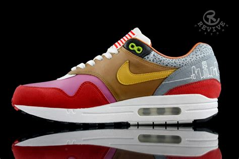 Air Max One Go Mans nike air max 1 quot what the am one quot customs by revive