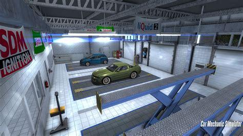 kfz autowerkstatt kfz werkstatt simulator 2014 de