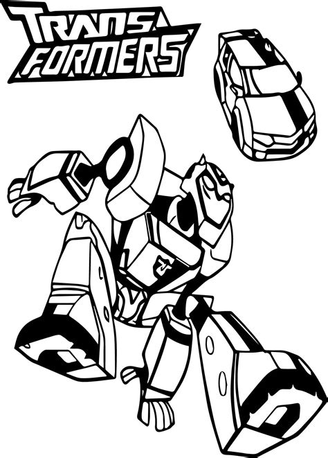 transformers coloring pages coloring pages to print bumblebee car transformers coloring page wecoloringpage
