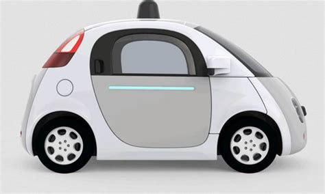 design google car what vision and range sensors will be used in future