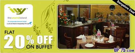 moon buffet coupon pink moon restaurant the unwind island bangalore buffet deals 2018