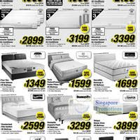 Slumberland Mattress Price Malaysia by Courts Home Sale Promotion Offers 15 16 Sep 2012