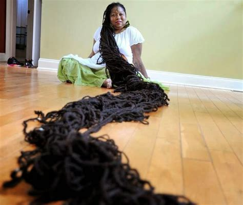 women with worlds longest dreads 100 people you won t believe actually exist page 14