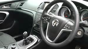 Vauxhall Insignia Carbon Flash 2013 13 Plate Vauxhall Insignia 2 0 Cdti Sri Nav 160 5dr