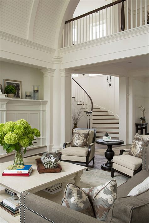 benjamin moore living room ideas traditional living room with barrel ceiling home bunch