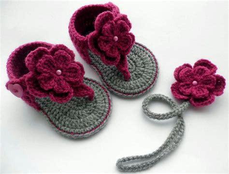 crochet sandals for baby well designed adorable crochet sandals for sweet babies
