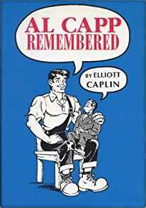 al capp remembered elliott caplin 9780879726300