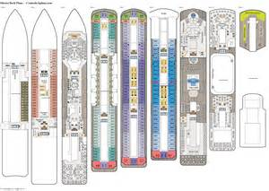 disney cruise floor plans cruise ship floor plans disney cruise line deck plan for