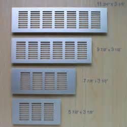 aluminum air vent cover louver air ventilation panel shoes