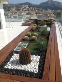 decorar jardin con plantas deserticas 20 hermosas ideas para decorar tu jard 237 n con piedras el