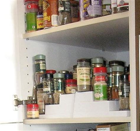 How To Organize Spice Cabinet by How To Organize Herbs And Spices Whats Cooking America