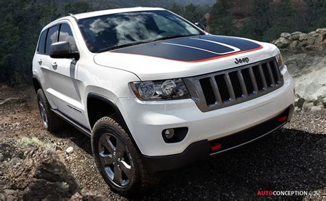 Jeep Brands Jeep Brand Introduces Grand Trailhawk And