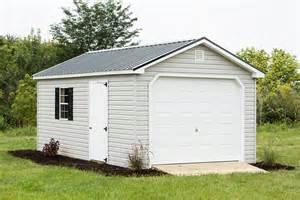 12x20 portable garage vinyl siding byler barns