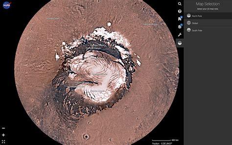 imagenes extrañas de google earth 2015 mars trek navega por marte como con google earth