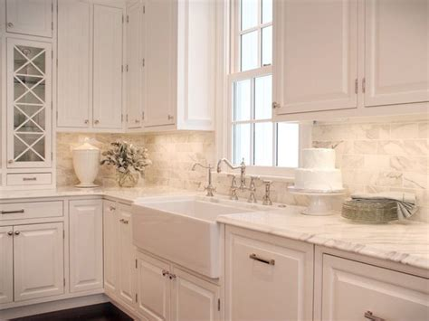 white kitchens backsplash ideas best 25 white kitchen backsplash ideas on