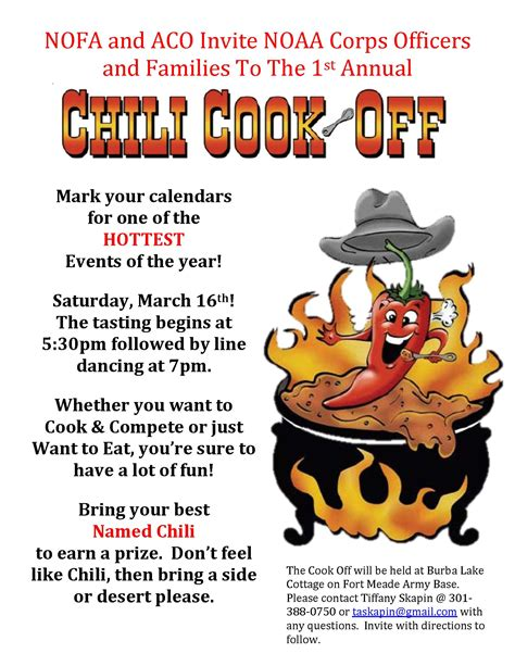10 Best Images Of Chili Cook Off Flyer Templates Downloadable Chili Cook Off Flyer Template Chili Cook Flyer Template Free