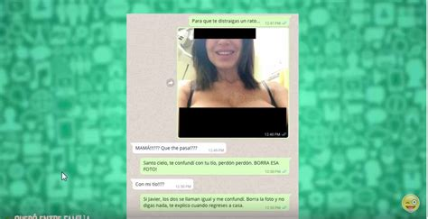 imagenes whatsapp hot video las 10 conversaciones de whatsapp m 225 s graciosas de