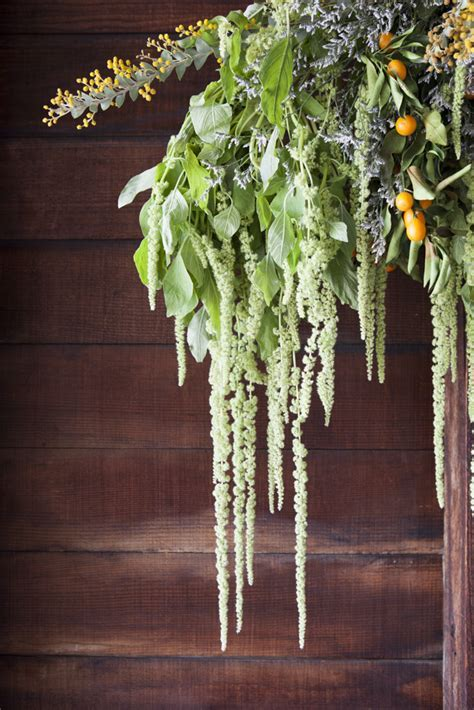 Springtime Wedding Swag Tutorial   Rustic Wedding Chic