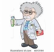 Mad Scientist Clipart For
