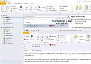 Office 365 Email Goes To Junk Email Can Spam Images