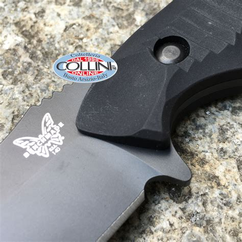 benchmade 140bk benchmade nimravus knife 140bk coltello