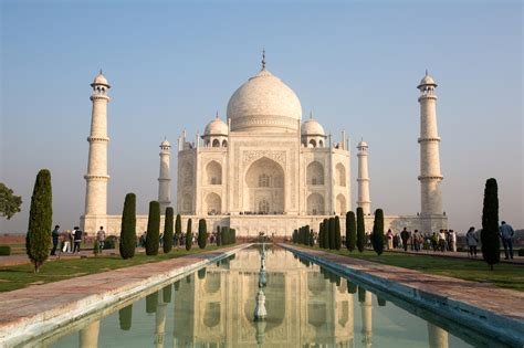 One Story Homes by India S Taj Mahal Is Turning Green Architectural Digest