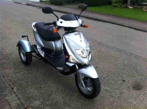 Motorroller Dreirad Gebraucht Kaufen by Pgo Tr 3 50 Trike Dreirad Roller Scooter Bestes Angebot