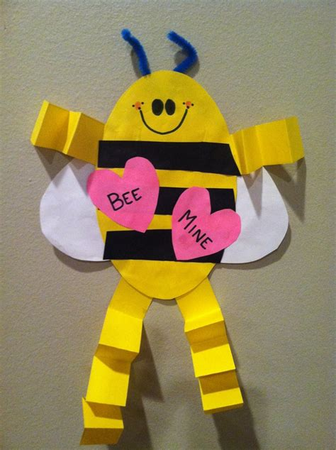 pre k craft ideas bee mine craft in preschool and pre k bee my