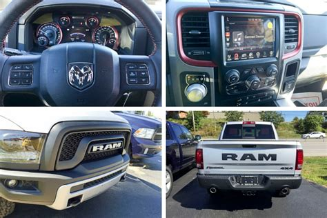 beaver county dodge chrysler jeep ram nissan experience the amazing features of the dodge ram rebel