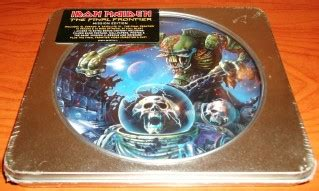 Cd Original Iron Maiden The Frontier iron maiden the frontier records lps vinyl and cds
