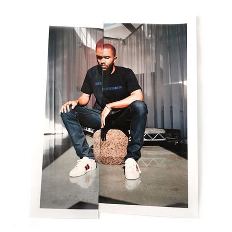 frank ocean debuts new song quot chanel quot complex