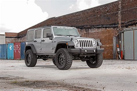 jeep wrangler unlimited rubicon lift kit 4in jeep suspension lift kit 07 16 jk wrangler unlimited