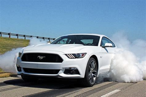2015 mustang news 2015 ford mustang gt to get electronic line lock as