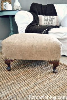 how to refurbish an ottoman 1000 images about footstool recovering diy on pinterest
