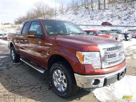 2014 ford f150 4x4 2014 ford f150 xlt supercab 4x4 in sunset d36731 all