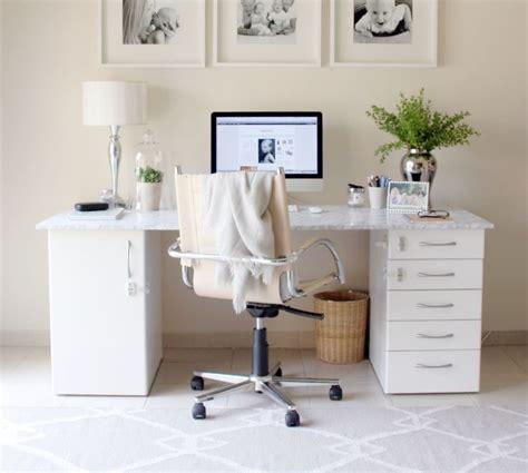 contact paper desk makeover best 25 marble desk ideas on pinterest computer nook