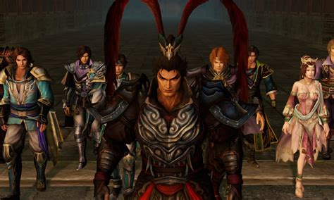 Dynasty Warriors 8 Empires dynasty warriors 8 empires review pc armed gamer