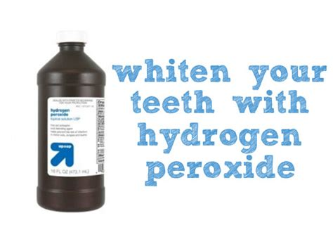 can you use peroxide on a household uses for hydrogen peroxide