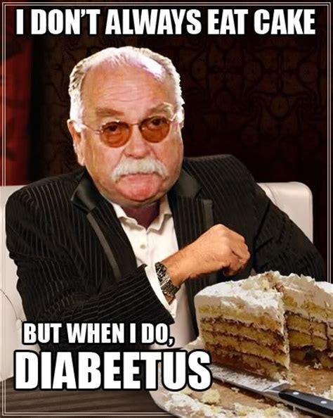 Diabetus Meme - glucose goose