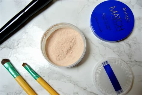 Rimmel Powder rimmel match perfection powder review l curtis