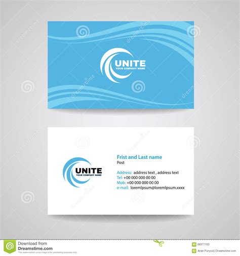 card background templates 20 lovely business card background designs free