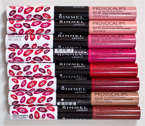 Rimmel Lipstick Harga rimmel provocalips play with daftar harga terkini