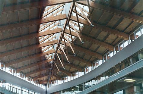 Kapal Balok by Gambar Arsitektur Struktur Kayu Atap
