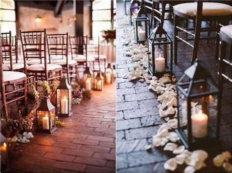 Wedding Aisle Decorations With Lanterns by 27 Creative Lanterns Wedding Aisle Decor Ideas Weddings