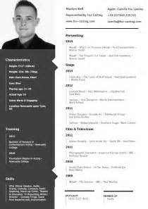 exles of resumes two page resume format how to