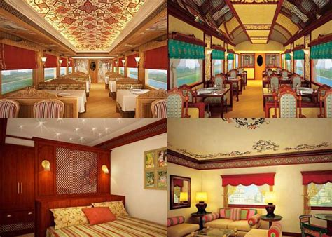 maharajas express a luxury train in india 6 luxury trains in india that are destinations themselves